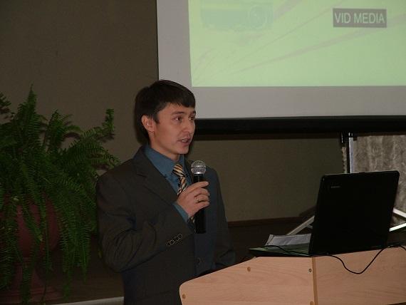 В. Чупров, генеральный директор компании VID MEDIA